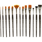 Donna Dewberry Professional Brush Set, 13 Per Package