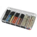 "ArtBin Prism Box: 6 Compartment, Transparent, 11.5"" x 6.625"" x 1.75"""