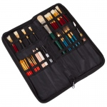 "ArtBin Brush Port-Folio: 15.13"" x 6.63"" x 1.38"""