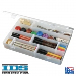 "ArtBin Large IDS Box: Translucent, 13.63"" x 9.5"" x 2"""