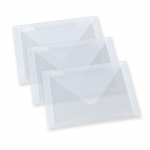 Sizzix Accessory Plastic Envelopes: Set of 3