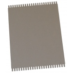 "Inovart Cardboard ""Wide Notch"" 9-3/4"" x 13"" Looms - 12 per pack"