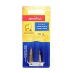 Speedball® Calligraphy Pen Nibs #56; Replacement Nib: Yes; (model H9482), price per pack