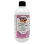 Art Institute Glitter Adhesive Designer Dries: Clear, 8oz