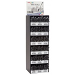 Pentel Hybrid Technica Pen Tower Display