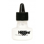 Higgins Inks Non-Waterproof Super White Ink
