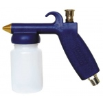 Paasche Model 62 Sprayer with Plastic Bottle: Size #1, 1.02mm