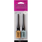 Smooch™ Pearlized Accent Ink Gold & Silver: Metallic, Bottle, Pigment, .3 oz, (model CS70454), price per set