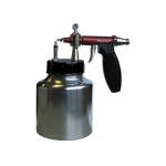 Paasche L Sprayer with Quart Cup: 1mm