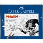 Faber-Castell® PITT Manga Set Kit
