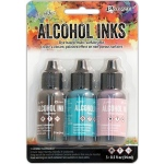 Ranger - Tim Holtz - Alcohol Ink Kit - Retro Cafe