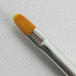 Synthetic Hair 3103: Filbert Size 7 Brush