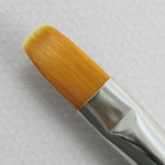 Synthetic Hair 3103: Filbert Size 14 Brush