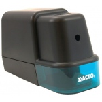 X-Acto® 2000 Electric Sharpener; Color: Black/Gray; Holes: One; Material: Plastic; Type: Electric; (model 19221), price per each