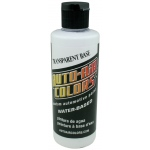 Auto-Air Colors™ Transparent Base 4oz: Bottle, 4 oz, Airbrush, (model 4004-04), price per each