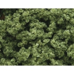 Woodland Scenics® Clump Foliage; Color: Green; Coverage: 55 cu in; Type: Foliage; (model FC682), price per each