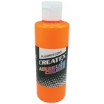 Createx™ Airbrush Paint 2oz Fluorescent Sunburst: Yellow, Bottle, 2 oz, Airbrush, (model 5410-02), price per each