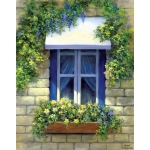 "Royal & Langnickel® Paint Your Own Masterpiece™ 11 x 14 European Window; Board Size: 11"" x 14""; (model POM-SET8), price per set"