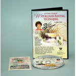 Susan Scheewe DVD: Getting Started, Watercolor (2 Hour)