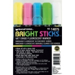 Sanford® Bright Sticks™ 5-Color Marker Set; Color: Multi; (model SN14075), price per set