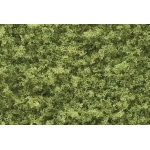 Woodland Scenics® Light Green Coarse Turf; Color: Green; Coverage: 18 cu in; Type: Turf; (model T63), price per each