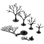 "Woodland Scenics® 3/4""-2"" Flexible Tree Armatures; Quantity: 114-Pack; Size: 3/4"" - 2""; Type: Tree; (model TR1120), price per each"