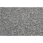 Woodland Scenics® Medium Gray Ballast 18 cu. in.; Color: Black/Gray; Coverage: 18 cu in; Type: Rock; (model WSB82), price per each