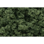 Woodland Scenics® Foliage Clusters Medium Green Cluster ; Color: Green; Coverage: 45 cu in; Type: Foliage; (model WSFC58), price per each