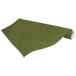 "Woodland Scenics® ReadyGrass™ 33"" x 50"" Vinyl Grass Mat Roll Green; Color: Green; Format: Roll; Material: Vinyl; Size: 33"" x 50""; Type: Grass Mat; (model WSRG5132), price per each"