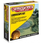 Woodland Scenics® ReadyGrass™ Landscape Kit: 4' x 8', (model WSRG5152), price per each