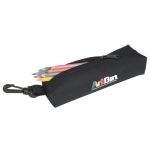 "ArtBin Sketch Pencil Case: Black, 8.25"" x 1.87"" x 2.75"""