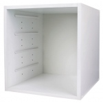 "ArtBin Super Satchel Cube: White, 15.5"" x 16.75"" x 15.625"""