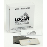 Logan 267-100 Blades: Fits 850 and T300, Pack of 100