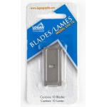 Logan 270-10 Blister Card Blades: Pack of 10