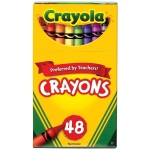 Crayola Original Crayon Set: 48 Colors