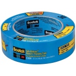 "Scotch® 1"" Safe Release™ Painters' Masking Tape; Color: Blue; Size: 60 yd; Type: Paint; Width: 1""; (model 2090-A), price per each"