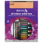 Reeves™ Oil Color Box; Color: Multi; Type: Oil; (model 8210162), price per set