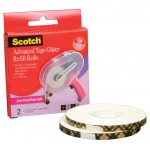 Scotch® Advanced Tape Glider Acid-Free Tape Rolls; Refill: Yes; (model ATG085-RAF), price per pack