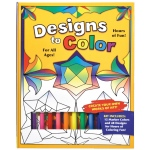 Flying Frog Designs to Color Marker Original Activity Book; Color: Multi; Type: Children's Art Kit; (model FFD2CO-M), price per each