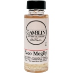 Gamblin Neo-Megilp 2oz: 2 oz, Oil Glaze, (model G03502), price per each