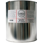 Gamblin Cold Wax Medium 128oz: 128 oz, Wax, (model G03099), price per each