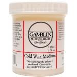 Gamblin Cold Wax Medium 4oz; Size: 4 oz; Type: Wax; (model G03004), price per each