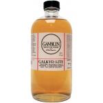 Gamblin Galkyd Lite Resin Medium 16oz: 16 oz, Oil Alkyd, (model G02016), price per each