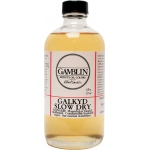 Gamblin Galkyd Slow Drying 8oz: 8 oz, Oil Alkyd, (model G02508), price per each