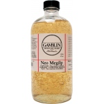 Gamblin Neo-Megilp 16oz: 16 oz, Oil Glaze, (model G03516), price per each