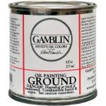 Gamblin Ground 8oz; Size: 8 oz; Type: Ground; (model G01108), price per each