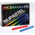 Prismacolor® NuPastel® 12-Color Set; Color: Multi; Format: Stick; Type: Drawing; (model 27048), price per set