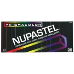 Prismacolor® NuPastel® 36-Color Set; Color: Multi; Format: Stick; Type: Drawing; (model 27050), price per set