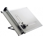 "Alvin® TOM Drafting Machine: Black/Gray, 19 1/2"" x 22"", Drafting Machine, (model TOM), price per each"