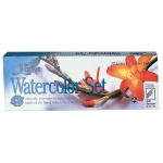 Yarka® Watercolor Paint Set: Multi, Tube, 7.5 ml, Watercolor, (model YK33513), price per set